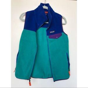 Patagonia Dual-Color Vest XS